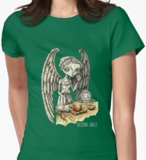 Onion Soup Womens Fitted T-Shirt