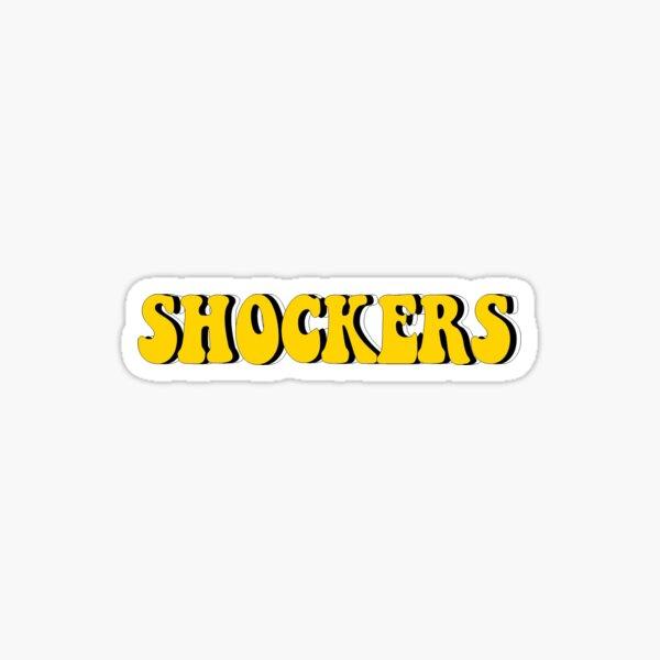 Wichita State University Shockers Sticker