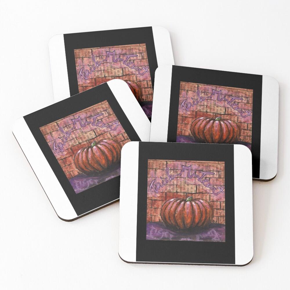 Postcard | Trick R Treat Coasters (Set of 4)