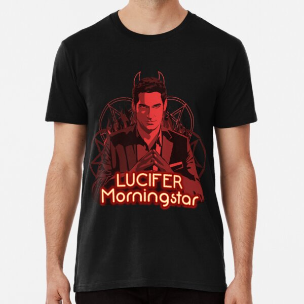 Lucifer Morningstar T-shirt premium