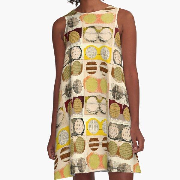 Summer Reading, Take 1 A-Line Dress