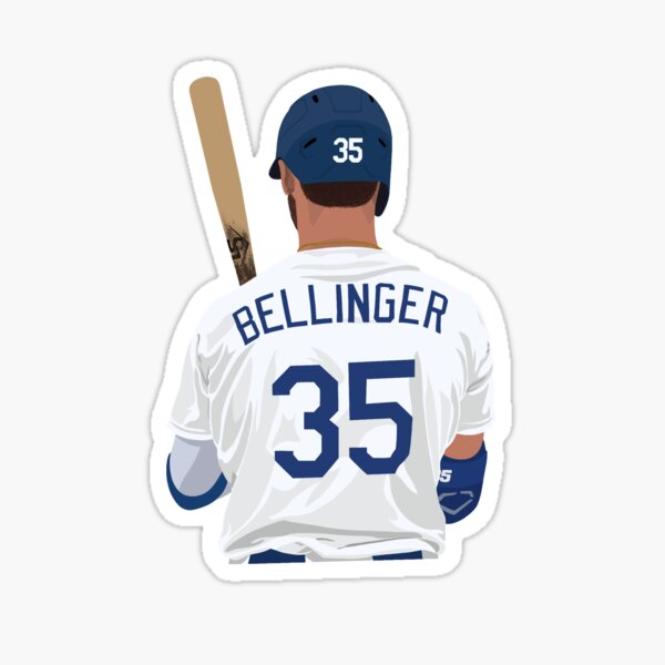 Cody Bellinger 35 Sticker