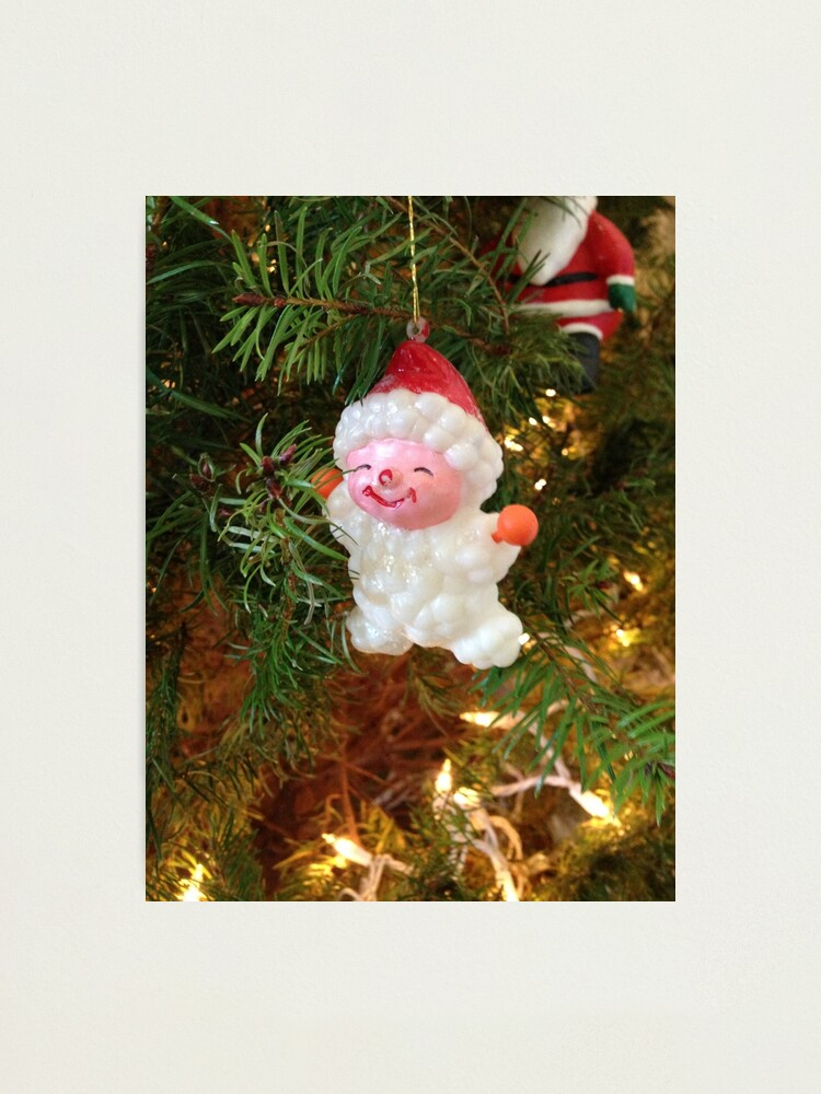Alternate view of Merry Christmas! Photographic Print