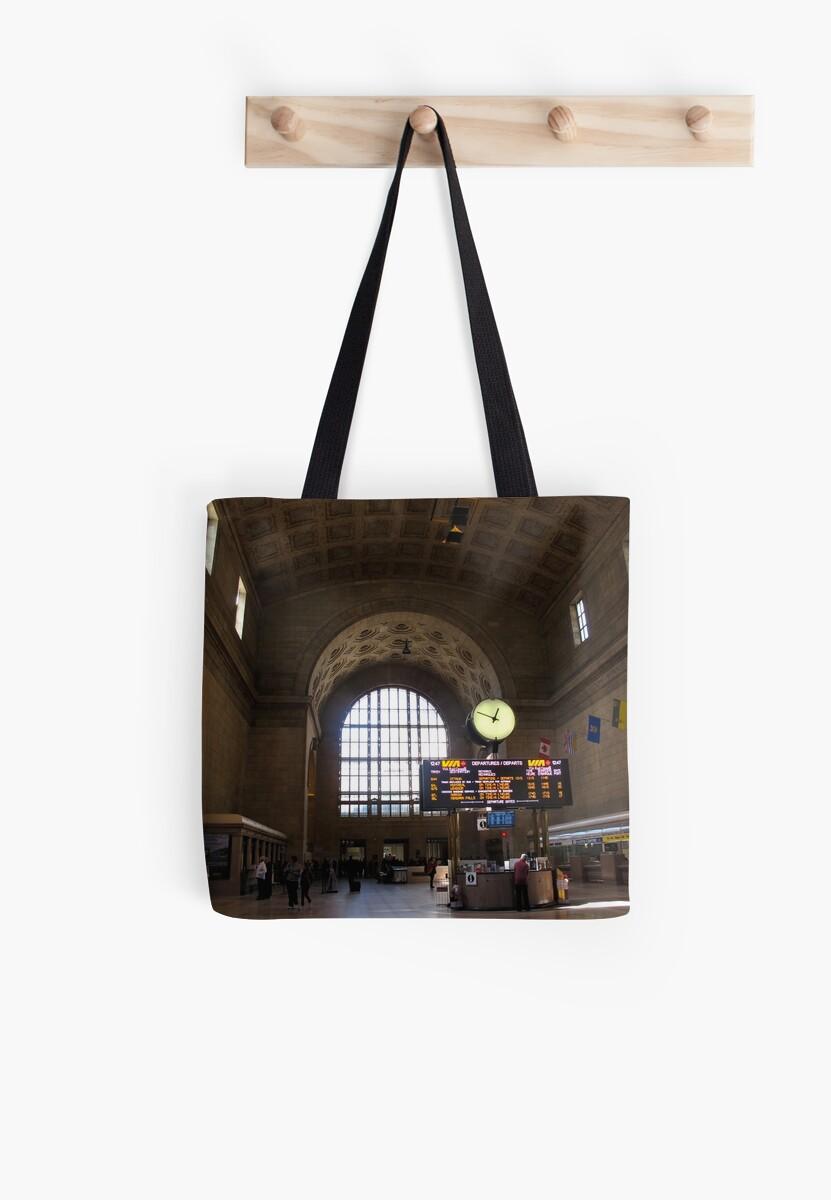 Inside Union Station -  All Aboard! by MarianBendeth