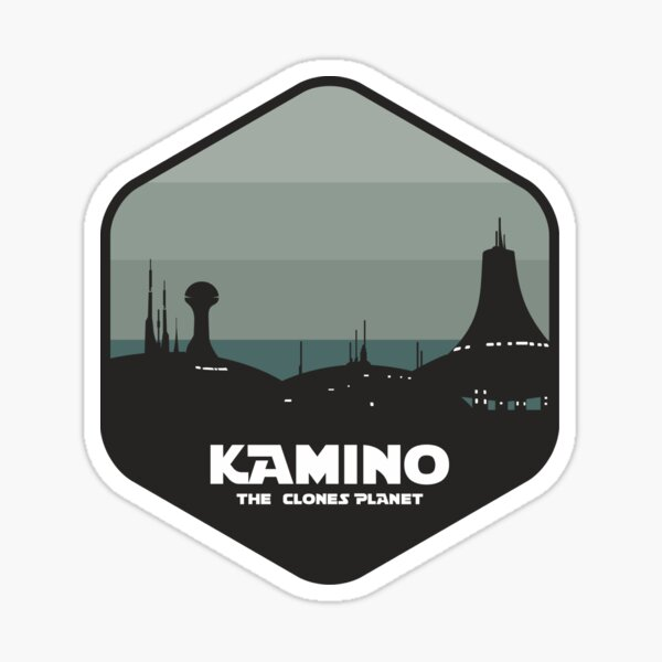 Kamino Sticker