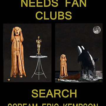 Scream Needs Fan Clubs by kempson