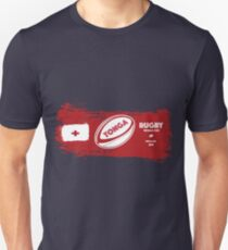 Tonga Rugby World Cup Unisex T-Shirt