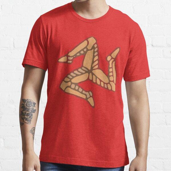 Isle of Man Flag design  Essential T-Shirt
