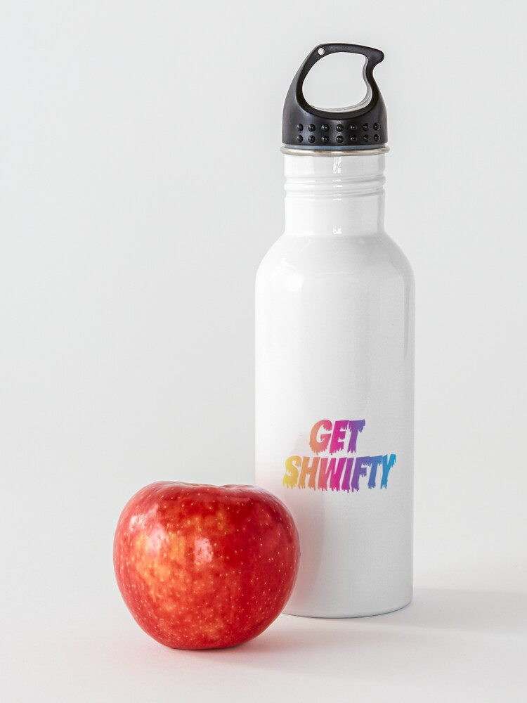 Alternate view of Get Shwifty Water Bottle
