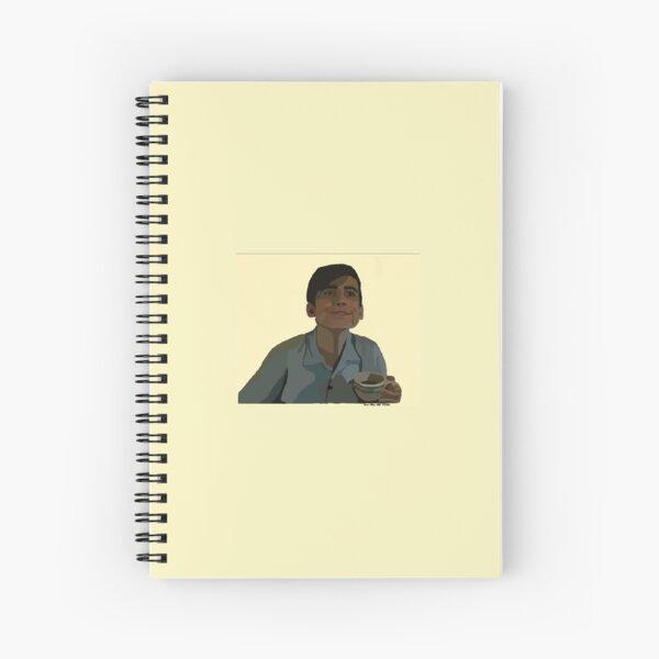 Academia de paraguas Aidan Gallagher Cuaderno de espiral