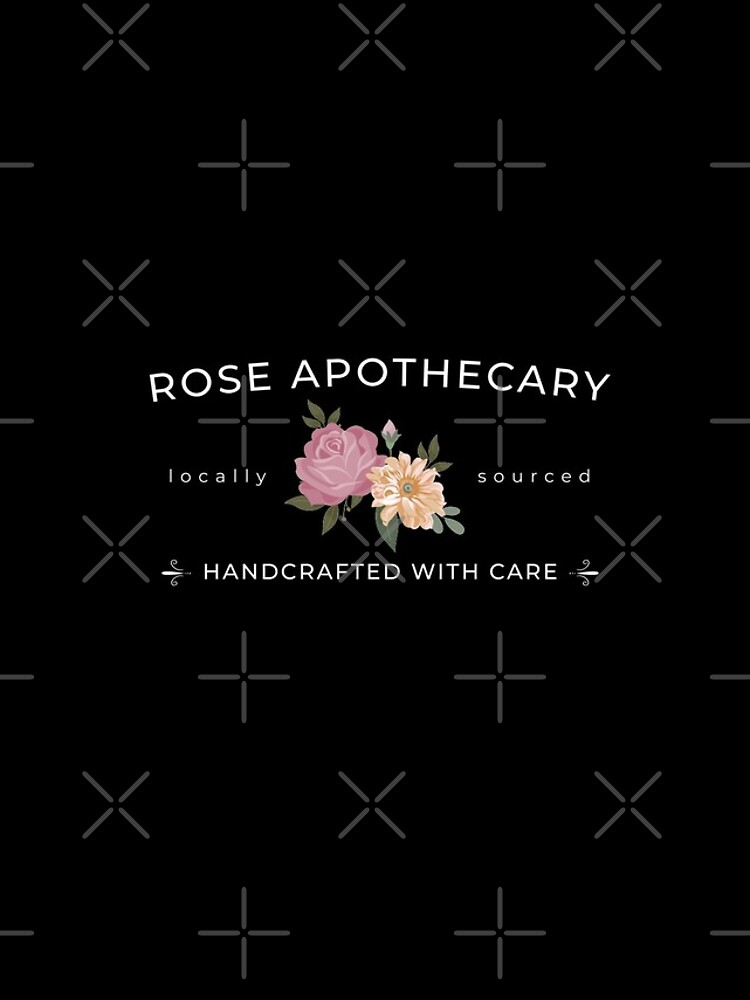 Rose Apothecary handcrafted with care by tessBuzz