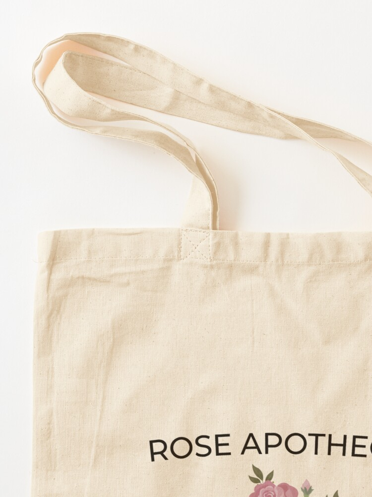 Alternate view of Rose Apothecary handcrafted with care Tote Bag