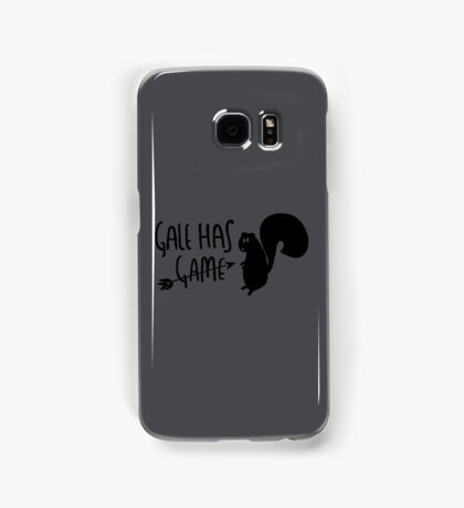 The Hunter Has Game Samsung Galaxy Case/Skin