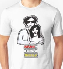 Fast Times with Mike and Stacy! Unisex T-Shirt