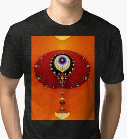 God's Eye II Tri-blend T-Shirt