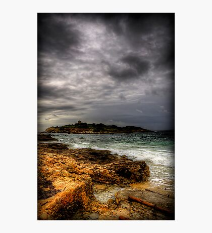 Moody Mediterranean Photographic Print