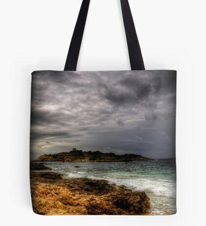 Moody Mediterranean Tote Bag