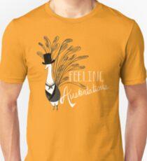Peacock & Prejudice Unisex T-Shirt