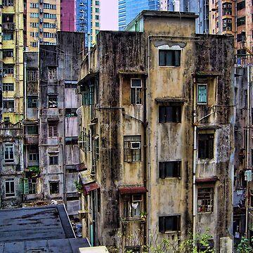 Hong Kong by weegieschemie