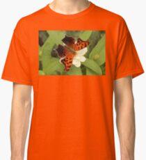 Question Mark Butterfly Classic T-Shirt