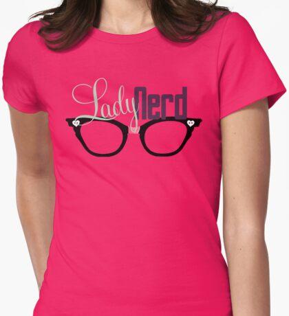 Proud LadyNerd (Black Glasses) T-Shirt