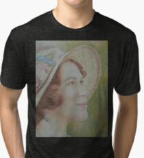 Lady Sybil Tri-blend T-Shirt