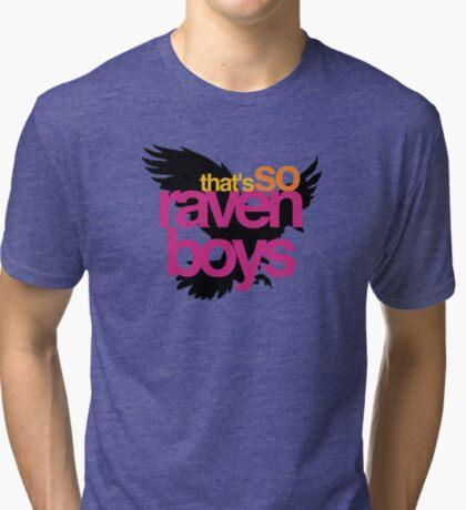 That's So Raven Boys Tri-blend T-Shirt