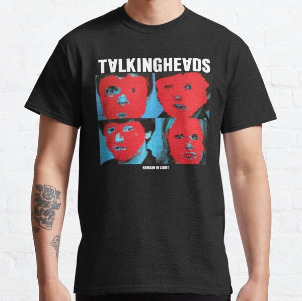 Talking Heads Remain In Light Shirt Sticker Hoodie Mask Classic T-Shirt