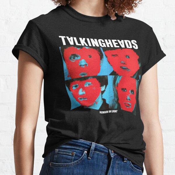 Talking Heads Remain In Light Shirt Sticker Hoodie Mask Classic T-Shirt