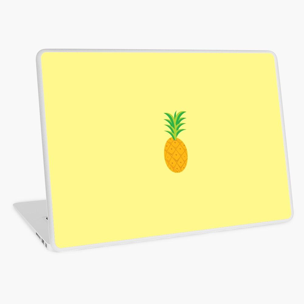 Pysch Pineapple Laptop Skin