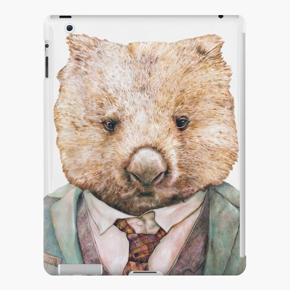 Wombat iPad Case & Skin