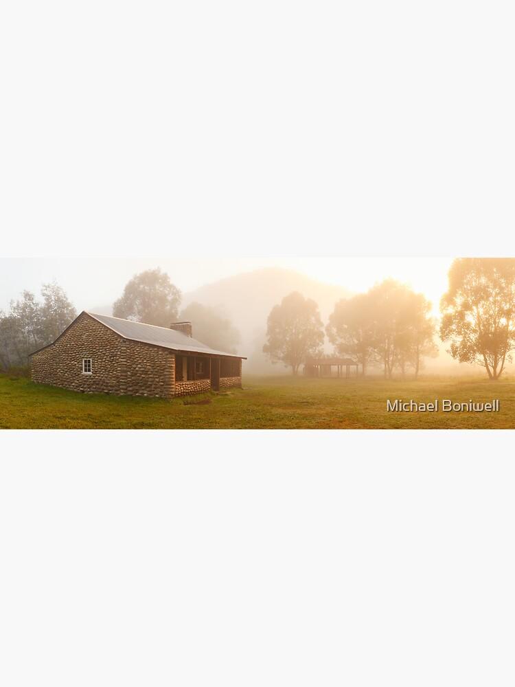 Geehi Hut Dawn, Kosciusko National Park, Australia by Chockstone
