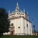 Crespi's Church by sstarlightss