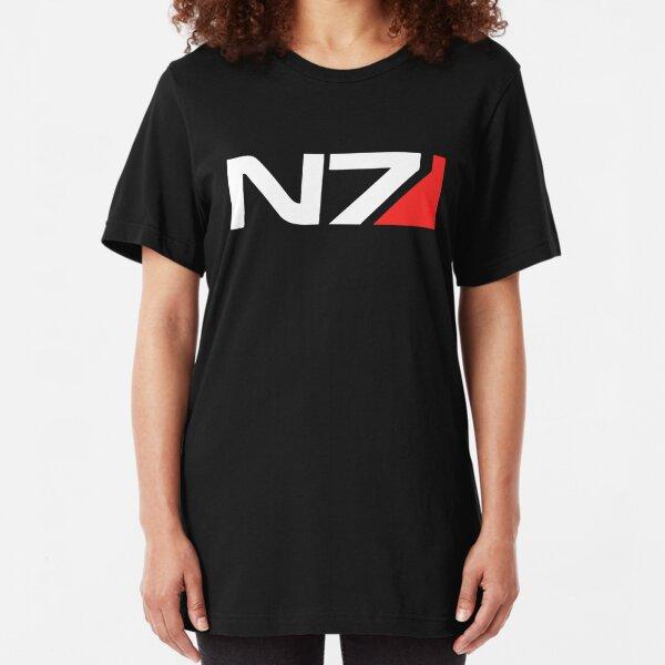 Best Seller Mass Effect N7 Merchandise Slim Fit T-Shirt