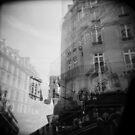 Cafe du Metro by Ninit K