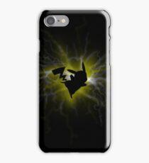 power pikachu iPhone Case/Skin