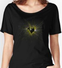 power pikachu Women's Relaxed Fit T-Shirt