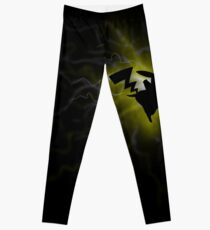power pikachu Leggings