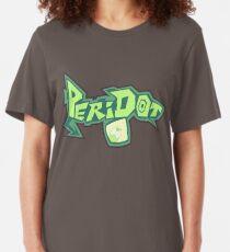 Peridot Spray Slim Fit T-Shirt