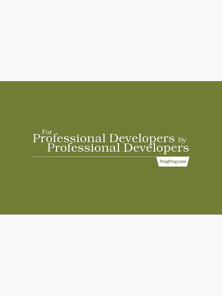For Professional Developers By Professional Developers - Mug by PragProg