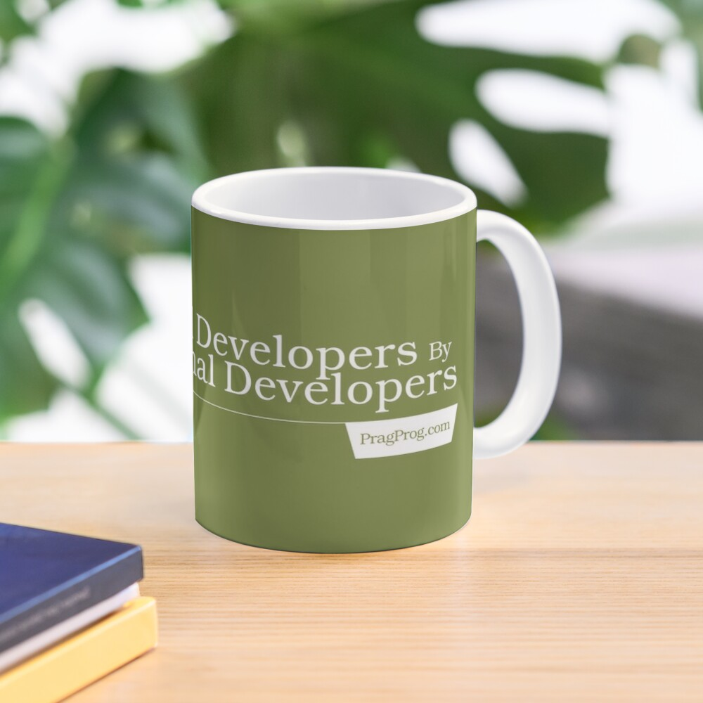 For Professional Developers By Professional Developers - Mug Mug