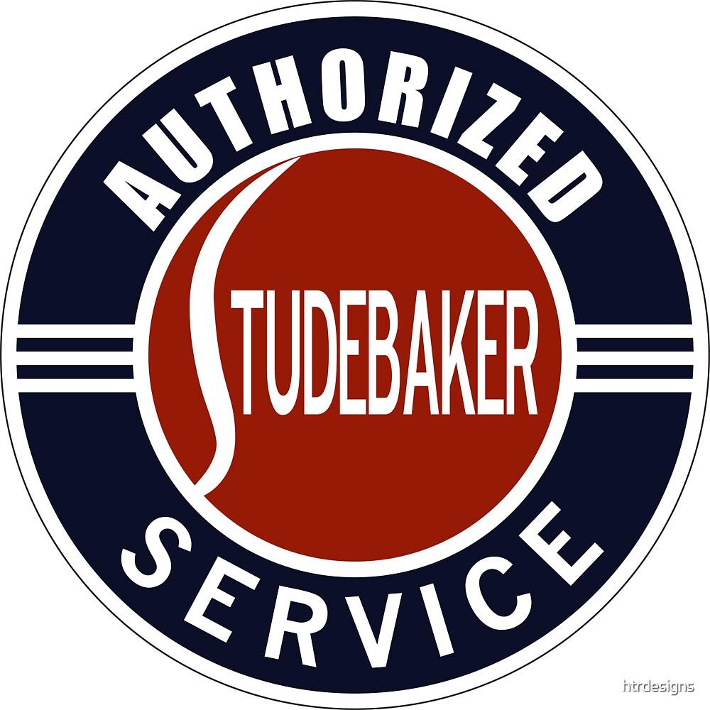 Studebaker Service vintage sign by htrdesigns