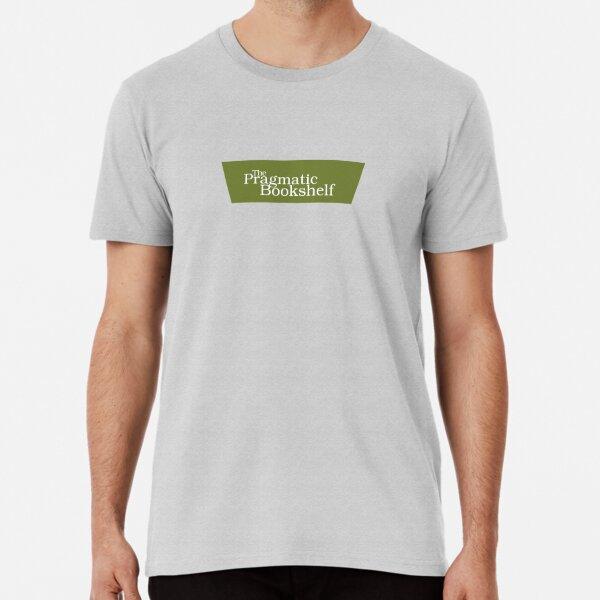 Green and White PragProg Tab Logo - T-Shirt Premium T-Shirt