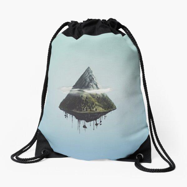 Mount Ascension  Drawstring Bag