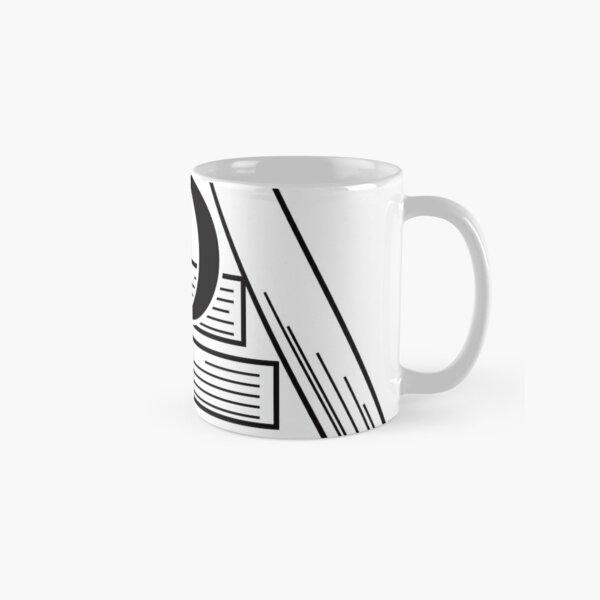 PragProg Books BW Logo - Mug Classic Mug