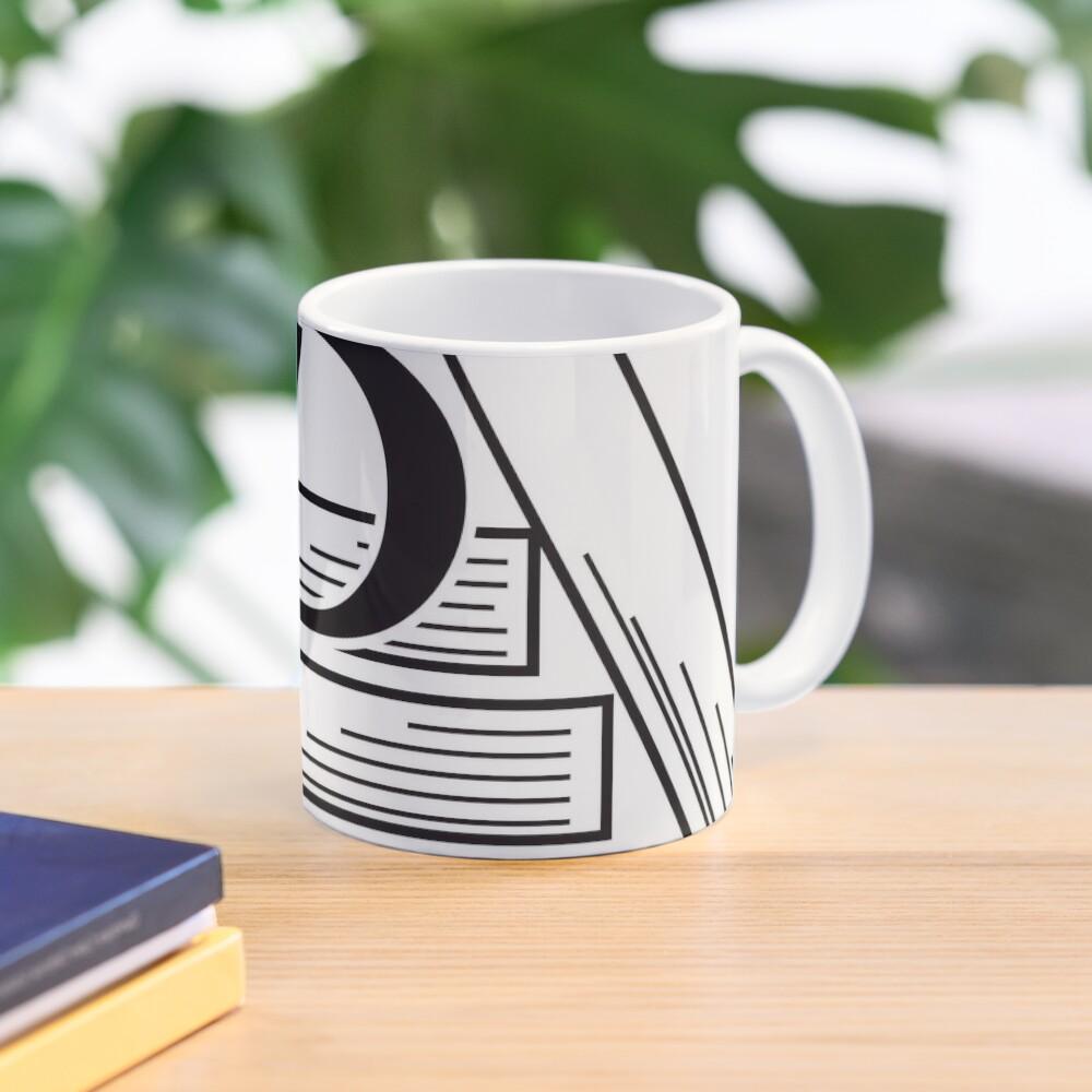 PragProg Books BW Logo - Mug Mug