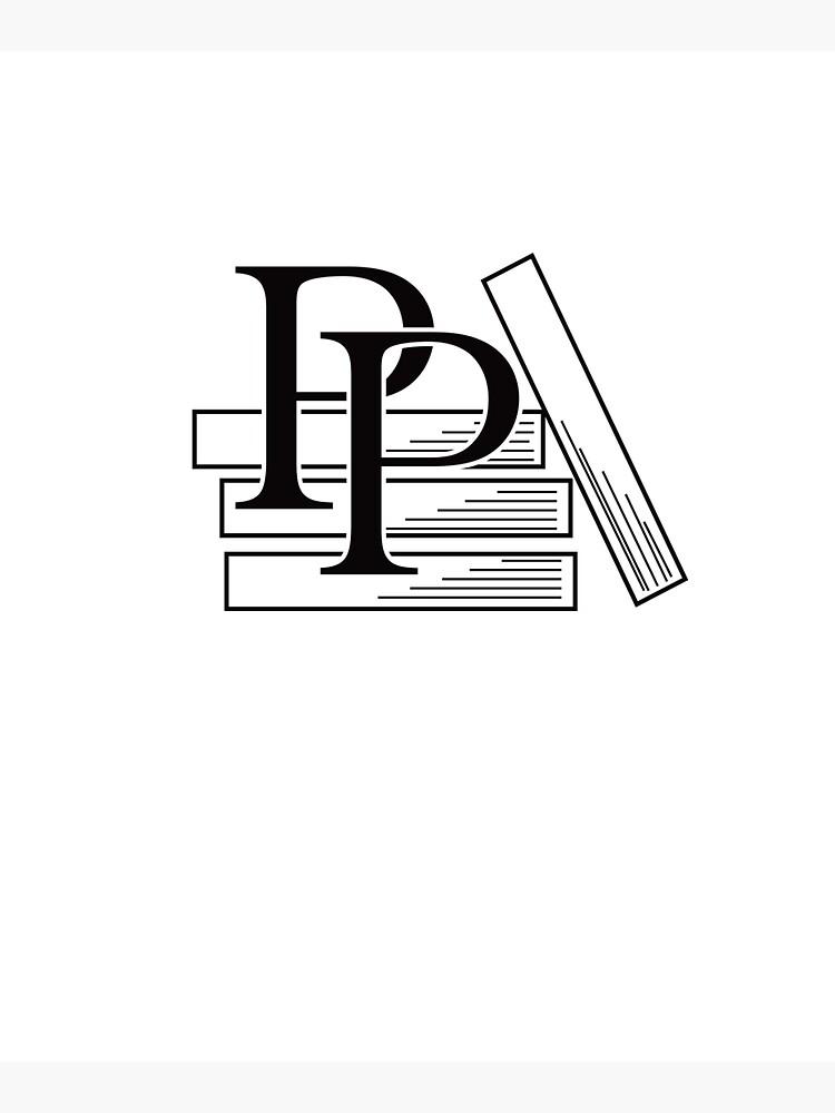 PragProg Books BW Logo - Tote by PragProg