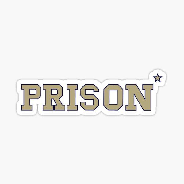 PrisoN* Naval Academy Sticker