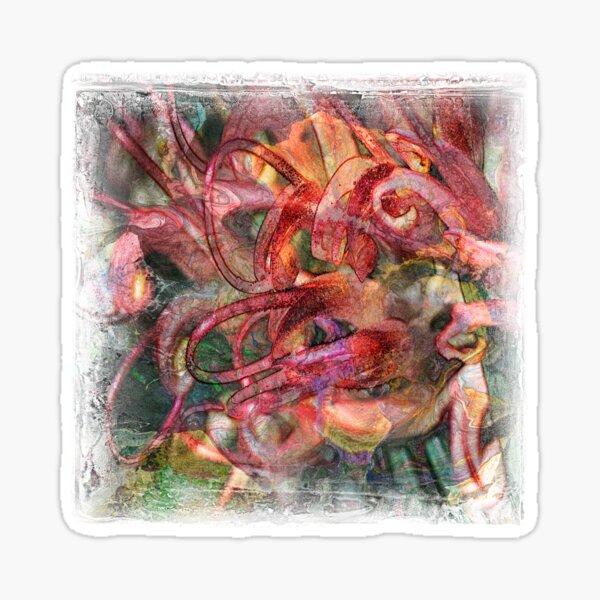 The Atlas Of Dreams - Color Plate 58 Sticker