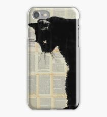 cat iPhone Case/Skin